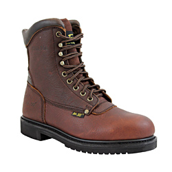 Steel-Toe Work Boots